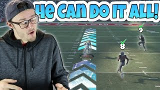 1 MAN VS WHOLE TEAM - THIS GUY IS UNBELIEVABLE!! Madden 18 Packed Out