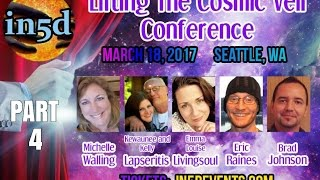In5d's Lifting The Cosmic Veil Conference Part 4
