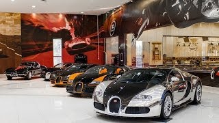 SBH Royal Auto Gallery سيارات الشيخ سلطان بن حمدان