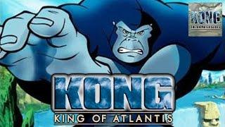 KONG | King of Atlantis | Full Movie