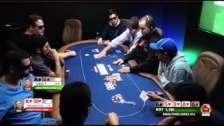 Poker Show - FT. 1ª Etapa do Minas Poker Series 2016 - (EDITADO)