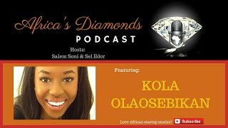 ADP Ep 2  - How To Use Your Struggle To Discover Your Passion - with Kola Olaosebikan