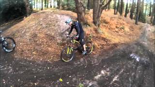 MTB'ing in Wareham Forest