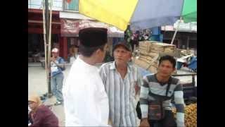 Supadmi Kohar: Menata Pasar Tradisional di Palembang, Pedagang Harus Dijamin Tempatnya.wmv