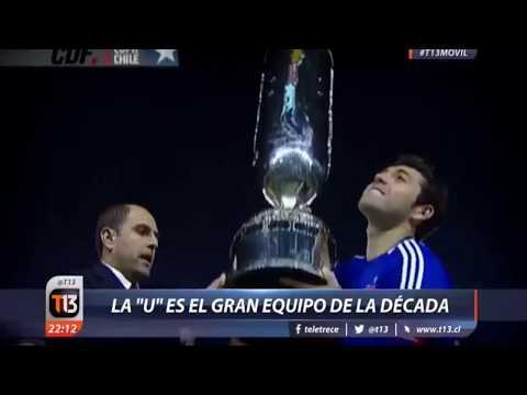 U. de Chile el club más Campeón de los últimos años