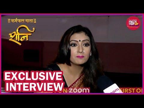 Xxx Mp4 Juhi Parmar AKA Goddess Chhaya On Completing 1 Year Of 'Shani' 3gp Sex