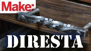 DiResta: Cube Twist Drawer Pull