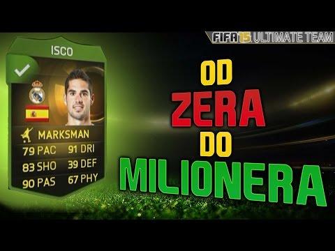 watch FIFA 15 - od Zera do Milionera - #3 Isco = duży profit? 1/2