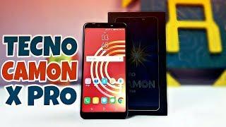 Tecno Camon X Pro Review in Bangla