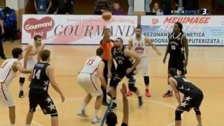 2015.11.20 CS Phoenix Galati vs. U-BT Cluj Full Game