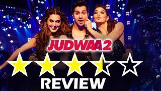 Judwaa 2 Review - SUPER-HIT Movie Of 2017 - Varun Dhawan, Jacqueline, Taapsee
