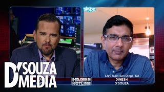 Hagee Hotline: D'Souza On The Most Difficult Part of Making