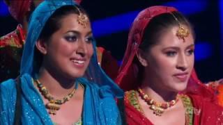 Punjabi Bhangra Dance on