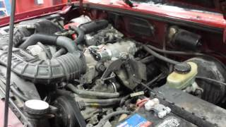 Ford Ranger Ignition Module, misfire, bouncing tach