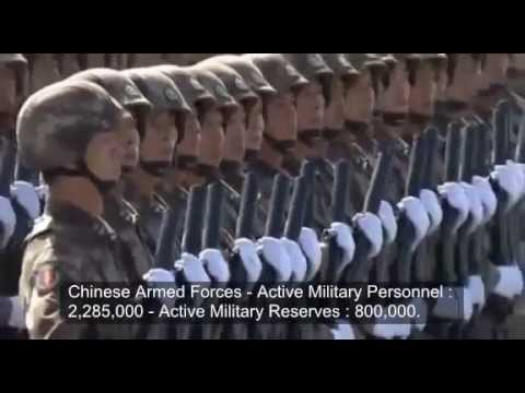 watch Chinese Armed Forces vs American Armed Forces - Comparison