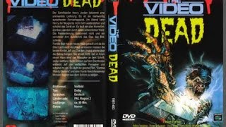 La muerte viaja en vídeo The Video Dead 1987 DVD HDRip