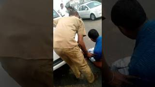 Live accident from tamilnadu