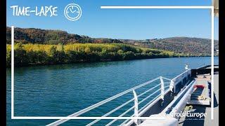 Time-lapse : le Rhône et la Saône en croisière | CroisiEurope