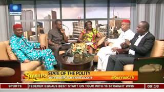 Declaring Herdsmen Terrorists Now Will Be Better For Nigeria--Analysts Pt.1 |Sunrise|