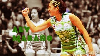 Best Of ABY MARAÑO(La Salle Highlight)