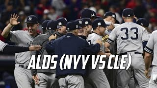 MLB   2017 ALDS Highlights (CLE vs NYY)