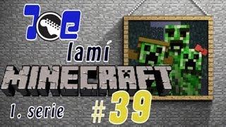 Joe´s Minecraft LP 1.Serie   #39 Uchraptěný díl a Nejhorší Stronghold na světě :) (CZ)   HD