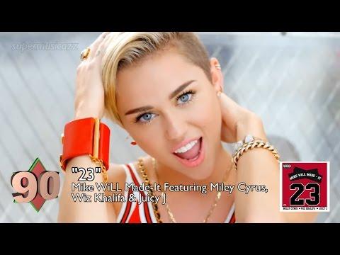 Billboard Hot 100 - Top 100 Songs Of Year-End 2014