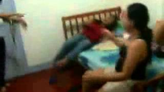 MMS in Girls Hostel