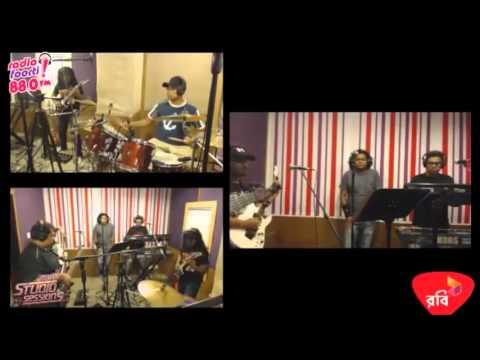VIKINGS - ELOMELO (CROMOSHO) [LIVE ON RADIO FOORTI]