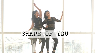 Shape Of You | Ed Sheeran | Naach Choreography