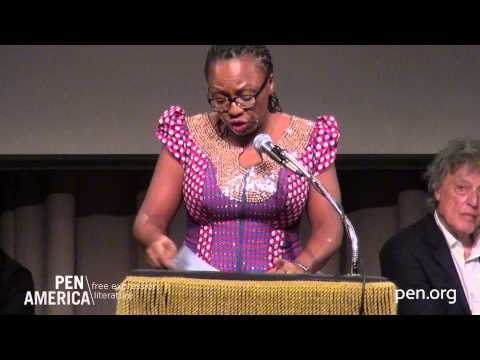 2015 PEN World Voices Festival Opening Night: The Future is Now - Lola Shoneyin