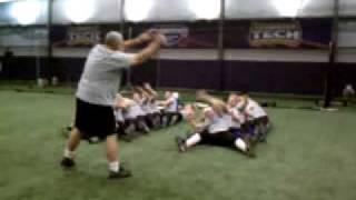 Tennessee Tech Softball practice fun!
