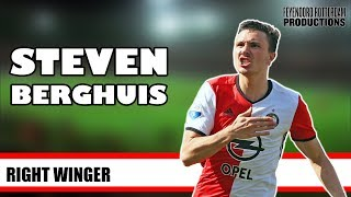 ᴴᴰ ➤ STEVEN BERGHUIS || Best moments of Steven Berghuis ● [PART 2]