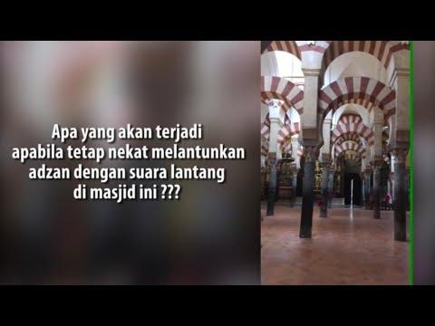 Xxx Mp4 Kejadian Langka Terdengar Suara Adzan Di Masjid Córdoba Spanyol 3gp Sex