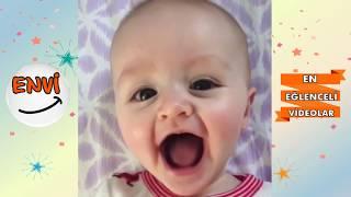 2018 Yılının İlk Gülen Bebekleri 👶 Komik Bebekler 2018