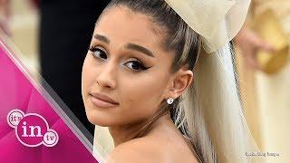 Ariana Grande: Tränenreiches Interview