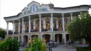 Iran Tourism • Hotel Shiraz & Qavam House