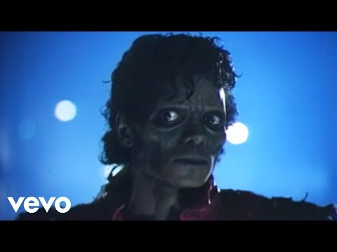 Michael Jackson Thriller Shortened Version