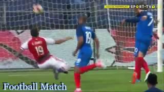 France vs Paraguay 5-0 All Goals & Full Highlights HD 02-06-2017