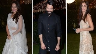 Bollywood Celebs at Producer Ronnie Screwvala's Daughter's Wedding Reception