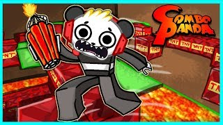Roblox TNT Rush THE FLOOR IS LAVA Let's Play with Combo Panda