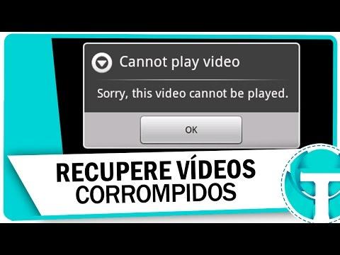 Xxx Mp4 Como Recuperar Vídeos Corrompidos Danificados WMV ASF MOV MP4 M4V 3G2 3GP E F4V 3gp Sex