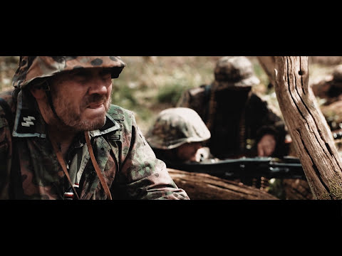 Fallen Eagle Offical Film Trailer 1 ϟϟ Waffen SS Hitler s Elite Fighting Force Battle in WW2