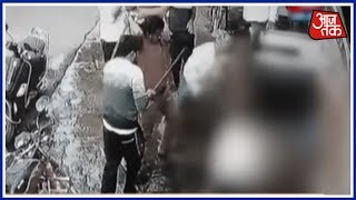 Aaj Subha: Dhule Murder Caught On Camera