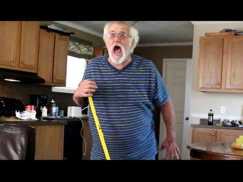 Angry Grandpa Gets Robbed! (PRANK)