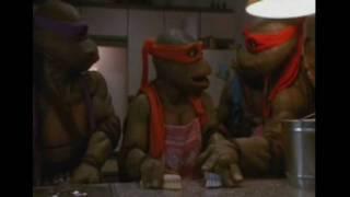 Ninja Turtle Funny Clip