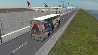 Omsi The Bus Simulator Great Grundorf2 Route E1 to Airport Maintenence Area