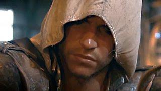 Assassin's Creed 4 Black Flag All Cutscenes Movie