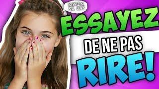 ESSAYEZ DE NE PAS RIRE 4! - Vidéo Drole (le Vendredi des Vrais!)