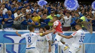 CRUZEIRO CLASSIFICADO PRA FINAL DA COPA DO BRASIL !!!